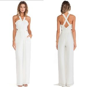 NWT Lovers + Friends Adore You Jumpsuit